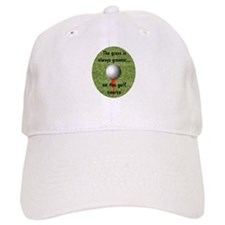Golf lover Baseball Cap