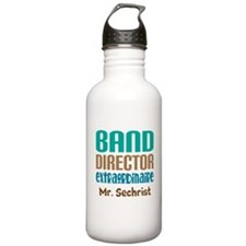 Band Director Extraodinaire Water Bottle