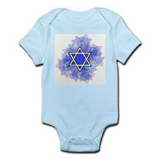 Star of David Body Suit