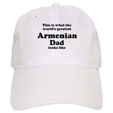 Armenian dad looks like Baseball Cap