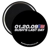 Bush going away party Magnet