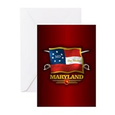 Maryland DV Greeting Cards