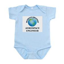 World's Greatest Aerospace Engineer Body Suit
