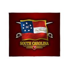 South Carolina DV Throw Blanket