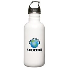 Cute Financial Water Bottle