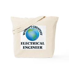 Cute Degree in electrical engineering Tote Bag