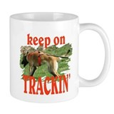 belgian malinois tracking Coffee Mug