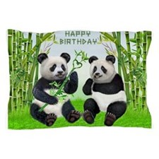 LOVING PANDAS Pillow Case