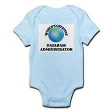 World's Greatest Database Administrator Body Suit