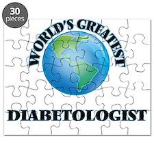 Unique Diabetes mellitus Puzzle