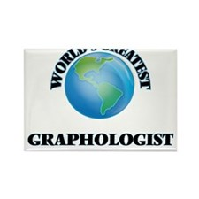World's Greatest Graphologist Magnets