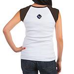 Souleyes Women's Cap Sleeve T-Shirt