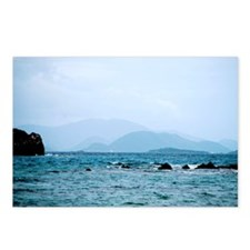 Caribbean Postcards (package Of 8)