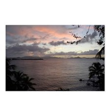 Sunset Postcards (package Of 8)