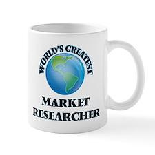 World's Greatest Market Researcher Mugs
