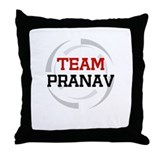 Pranav Throw Pillow