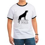 Good Dogs Ringer T