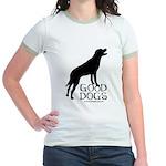 Good Dogs Jr. Ringer T-Shirt