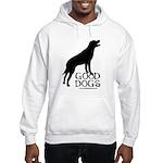 Good Dogs Hooded Sweatshirt