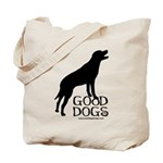 Good Dogs Tote Bag