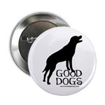 Good Dogs Button