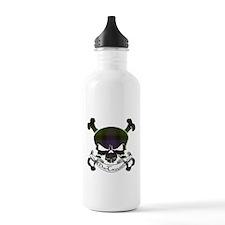 MacTaggart Tartan Skul Water Bottle