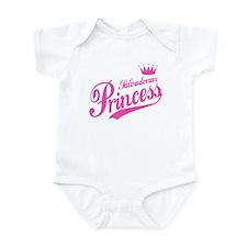 Salvadoran Princess Infant Bodysuit