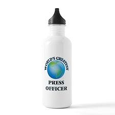 Unique Public broadcasting Water Bottle