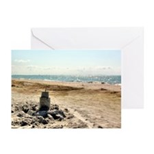 Sandcastles Greeting Cards (Pk of 10)
