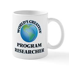 World's Greatest Program Researcher Mugs