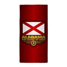 Alabama (f15) Beach Towel