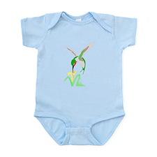 Green Hummingbird Body Suit