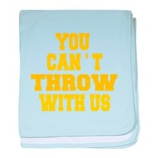 Funny Wi baby blanket