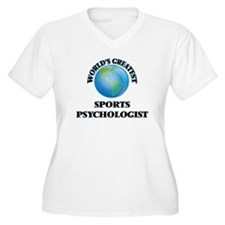 World's Greatest Sports Psychologist Plus Size T-S