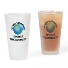 Unique Sports psychologists Drinking Glass