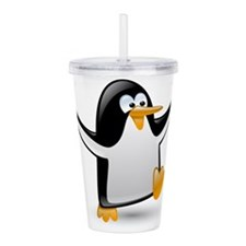 Unique Animal Acrylic Double-wall Tumbler