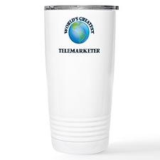 Cute West telemarketing Travel Mug