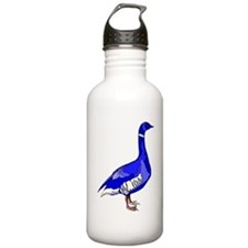 Blue Goose Water Bottle