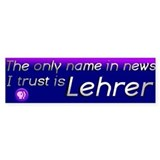 News Hour bumper sticker