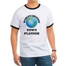 World's Greatest Town Planner T-Shirt