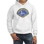 LAX Police Hooded Sweatshirt