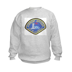 LAX Police Kids Sweatshirt