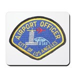 LAX Police Mousepad