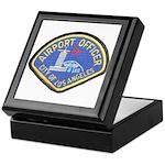 LAX Police Keepsake Box