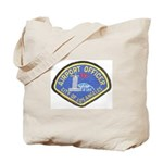 LAX Police Tote Bag