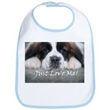 Just love Me! Bib
