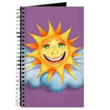 """""""Mostly Happy"""" Sun Journal"""