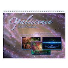 Opalescence 2015 Small Wall Calendar