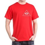The Masonic All Seeing Eye Dark T-Shirt