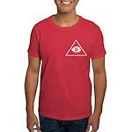 The Masonic All Seeing Eye Dark T-Shirt